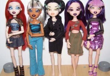 The Devon professor championing the Bratz doll makeunder
