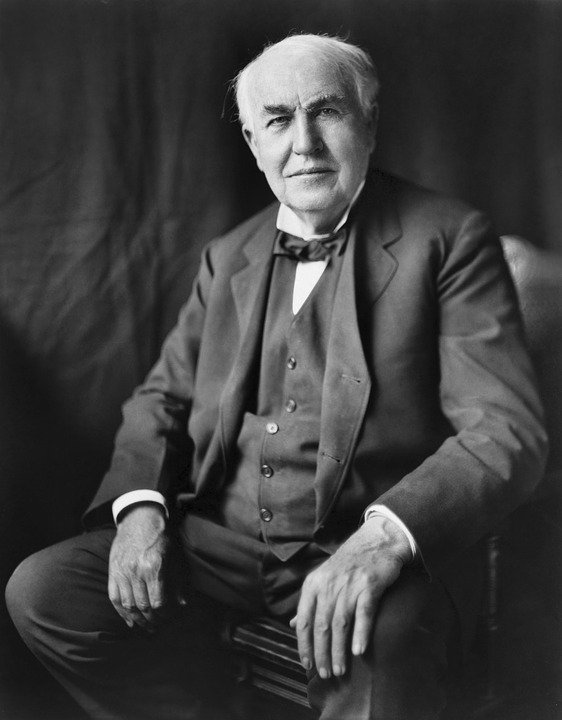 Thomas Edison, inventor of the phonograph and lightbulb, wouldn't have needed Napercise as he was already a champion napper.