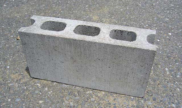 An ordinary cinder block weighs the same as the Ginza Tanaka gold Darth Vader mask.
