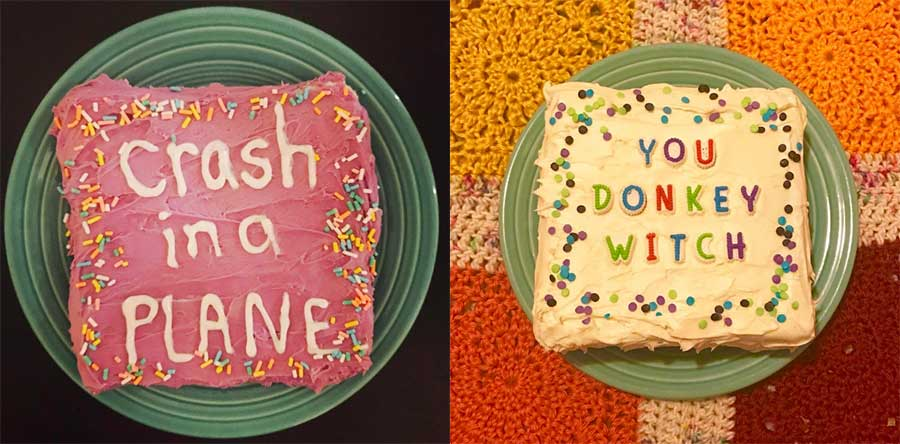 NY based Trollcakes.com offer a funny and delicious twist on internet trolling.