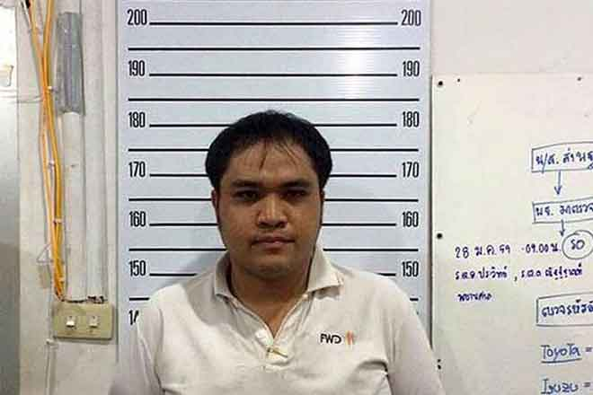 Another victim of the brutal Thai lese majeste law - Vichai Thepwong, a real life 'Roy Munson', has been handed a 35 year jail sentence for Facebook posts about the Thai Royal Family. (Photo: straitstimes.com )