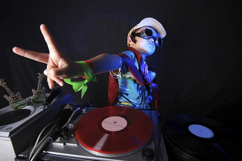 6-Year-Old Itsuki Morita Is the World's Youngest Club DJ
