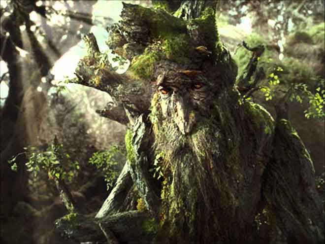 A dejected Tree Beard failed to secure the conductor position for the Taipei Forest bus. Leading his Ent army to victory in the Battle of Isengard was not considered relevant work experience. (Photo: Youtube)