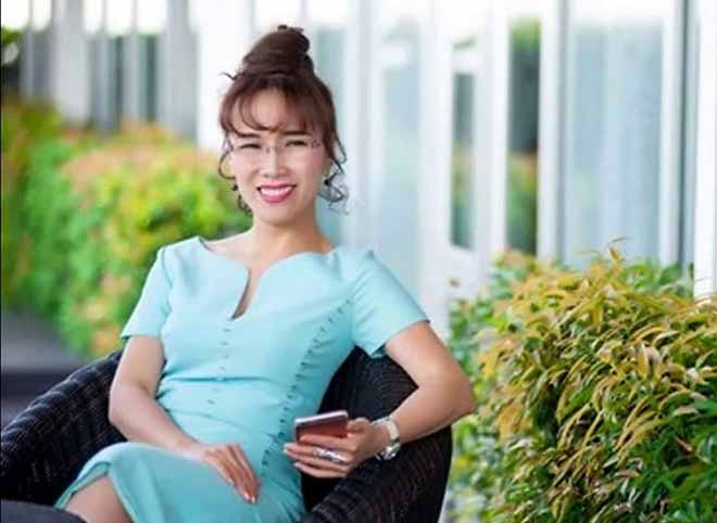 Nguyen Thi Phuong Thao is the founder, CEO and majority shareholder of Vietjet. At 47 she is Vietnam's very first self-made billionaire and one of the most powerful women in Asia. (Photo: Youtube)