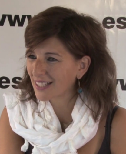 Yolanda Díaz, Health Chief for Bilbao Council. (Photo: Wikimedia/Partido Comunista de España)