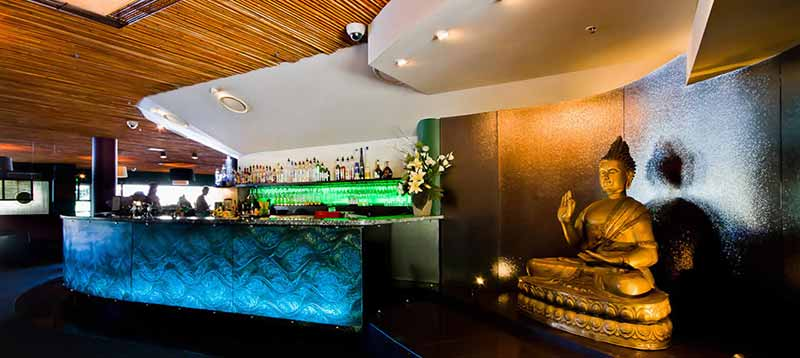 The Jake Budha Bar in Brisbane are sticklers for adhering to local liquor laws (Photo: jadebuddha.com.au)
