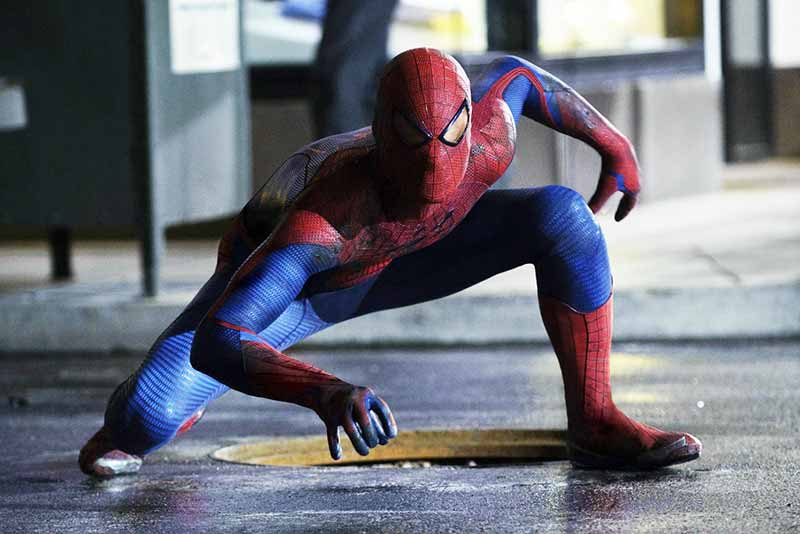 Spiderman could be out of a job after a team of scientists create super strength web silk that's as tough as kevlar. (Photo: Flickr/tales2astonish)