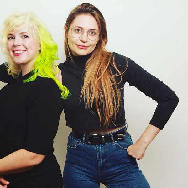 Witchsy co-founders Kate Dwyer and Penelope Gazin (Photo: Instagram/Penelope Gazin)