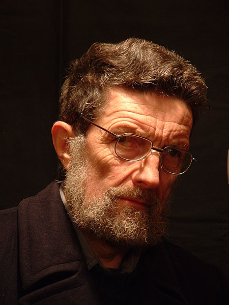 British artist Kit Williams inspired the armchair treasure hunt genre when his novel Masquerade was published in 1979 and sold 2 million copies. (Photo: Wikimedia/Tigerfry)