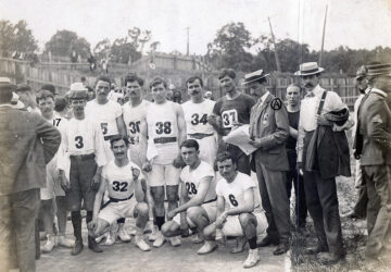 The Unbelievable Ridiculousness of the 1904 Olympic Marathon