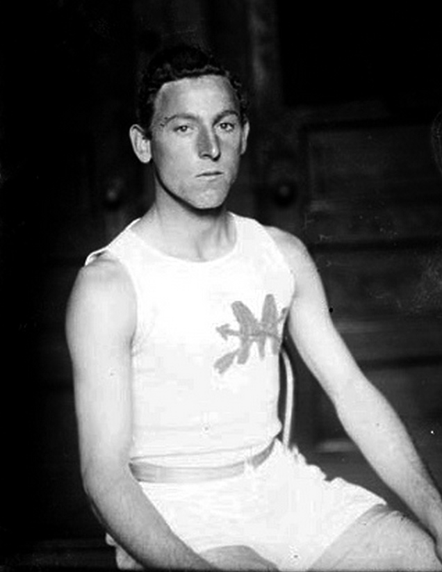 Fred Lorz would become infamous for winning the 1904 Olympic Marathon before being disqualified. (Photo: Wikipedia)