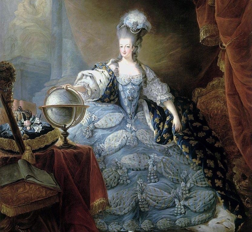 Marie Antoinette never uttered those famous words