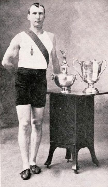 Dosed with a cocktail of strychnine, raw egg and brandy,Thomas Hicks would eventually triumph in the 1904 Olympic marathon. (Photo: