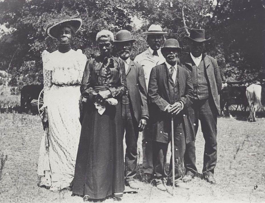 Juneteenth Emancipation Day Celebration, June 19, 1900, Texas (Photo: Wikimedia/Mrs. Charles Stephenson (Grace Murray))