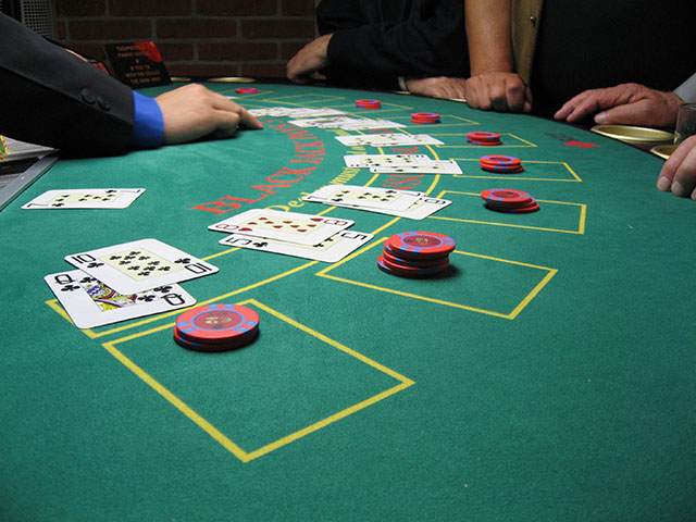 Cognitive neuroscientist Adam Anderson suggests that the Call is actually a defense mechanism based on a Blackjack gambling analogy. (Photo: Wikimedia)