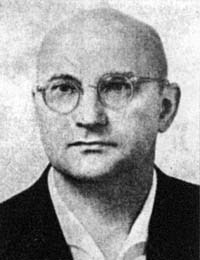 KGB agent, Bohdan Stashynsky, used a spray gun to assassinate Ukrainian nationalist leaders Lev Rebet and Stepan Bandera (Photo: musiccopsresent.wordpress.com)