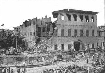 The Anglo Zanzibar War: Shortest War in History