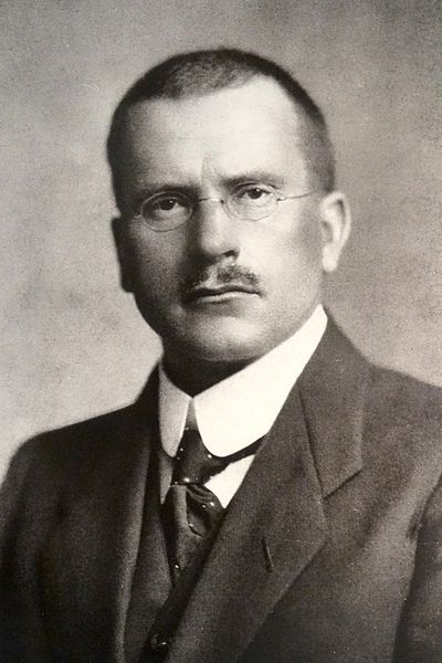 Psychologist Carl Gustav Jung has been widely credited for inventing the term lethologica. (Photo:Wikimedia/Adrian Michael)