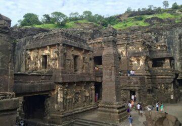 Kailasa Temple: Massive 8th Century Temple Built Top-Down