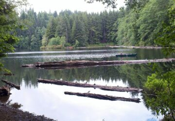 Lost Lake Oregon: The Lake That Disappears in Winter