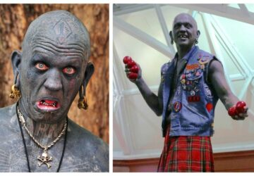 Lucky Diamond Rich: The World's Most Tattooed Person