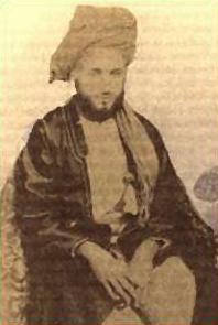 Majid bin Said would rule Zanzibar between 1856 and 1870. Majid was succeeded by his brother Barghash bin Said (Image: Wikimedia)