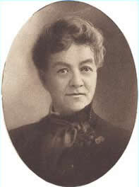 Jane Cunningham Croly was a formidable woman and the driving force behind the formation of the Sorosis Club in New York, 1868. (Photo: Wikimedia/nwhm.org)