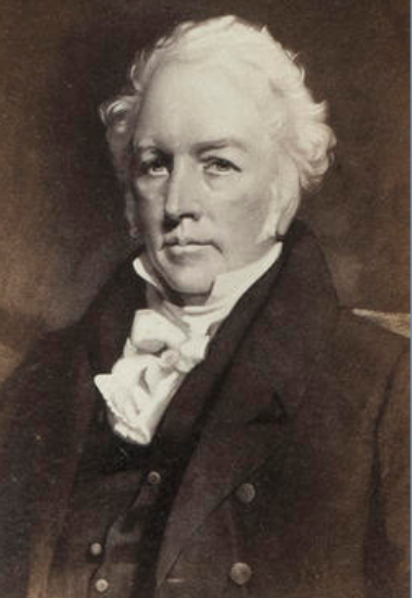 Dr. James Jeffray shares credit with Dr. John Aitken for inventing the first chainsaw that helped during the outdated surgical procedure of Symphysiotomy during childbirth. (Image: Wikimedia)